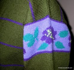 Duplicate Stitching How To