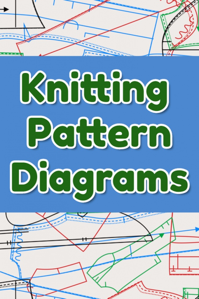 Knitting pattern diagrams easy blueprints for quick knitting patterns note the number of stitches to cast on for the ribbing then if there are any increases on the last row of ribbing note the new number of stitches just malvernweather Choice Image