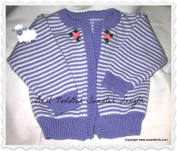 best toddler sweater length 4T