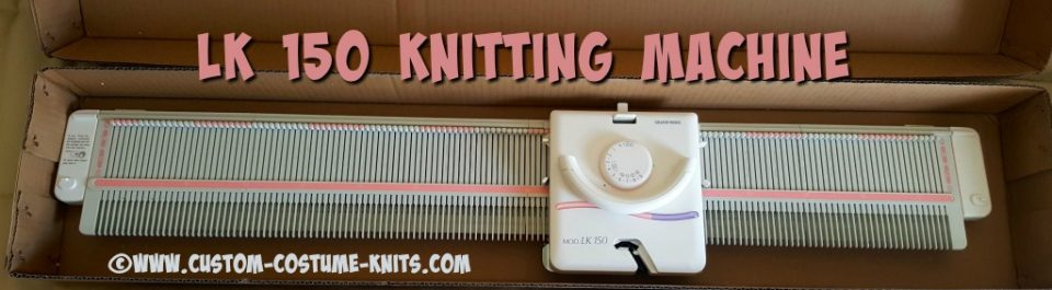 Lk150 Knitting Machine Patterns : Custom Costume Knits Custom Sized Costume Knits