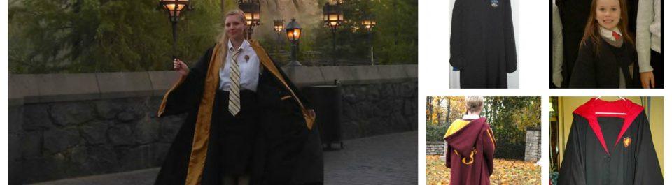 harry potter hogwarts robes