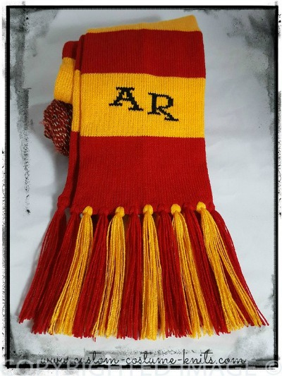 Harry Potter Gryffindor Scarves